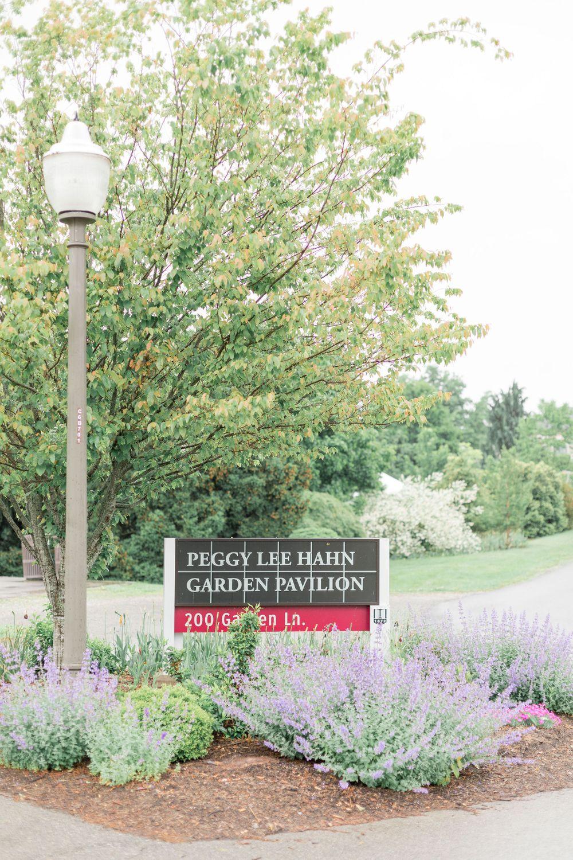 Garden Entrance. (Lindsey Rickards Photography)