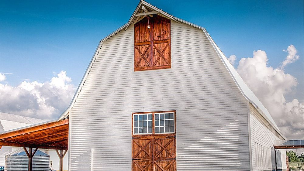 Event Barn Photo by: Kathy Kingery Photography