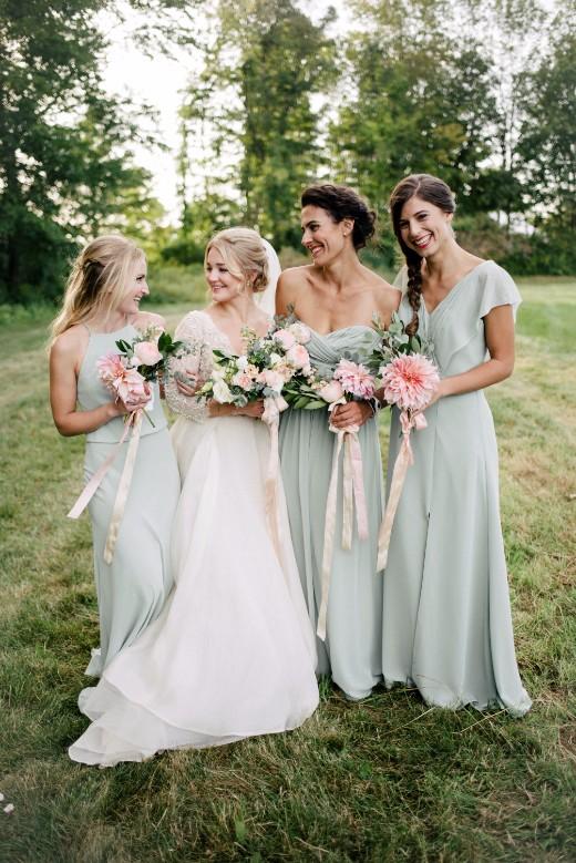 Kelsey Bridal Party