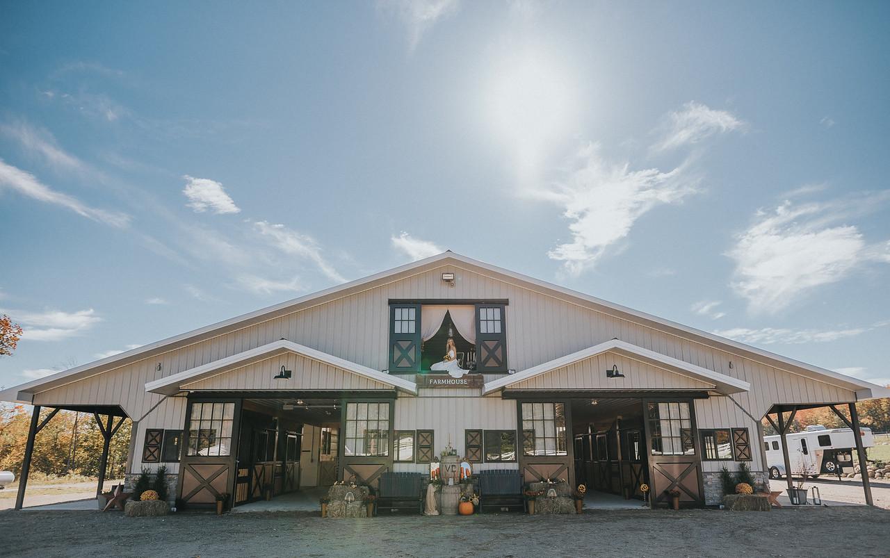 Maine Barn Wedding Venue Enchanted Gables