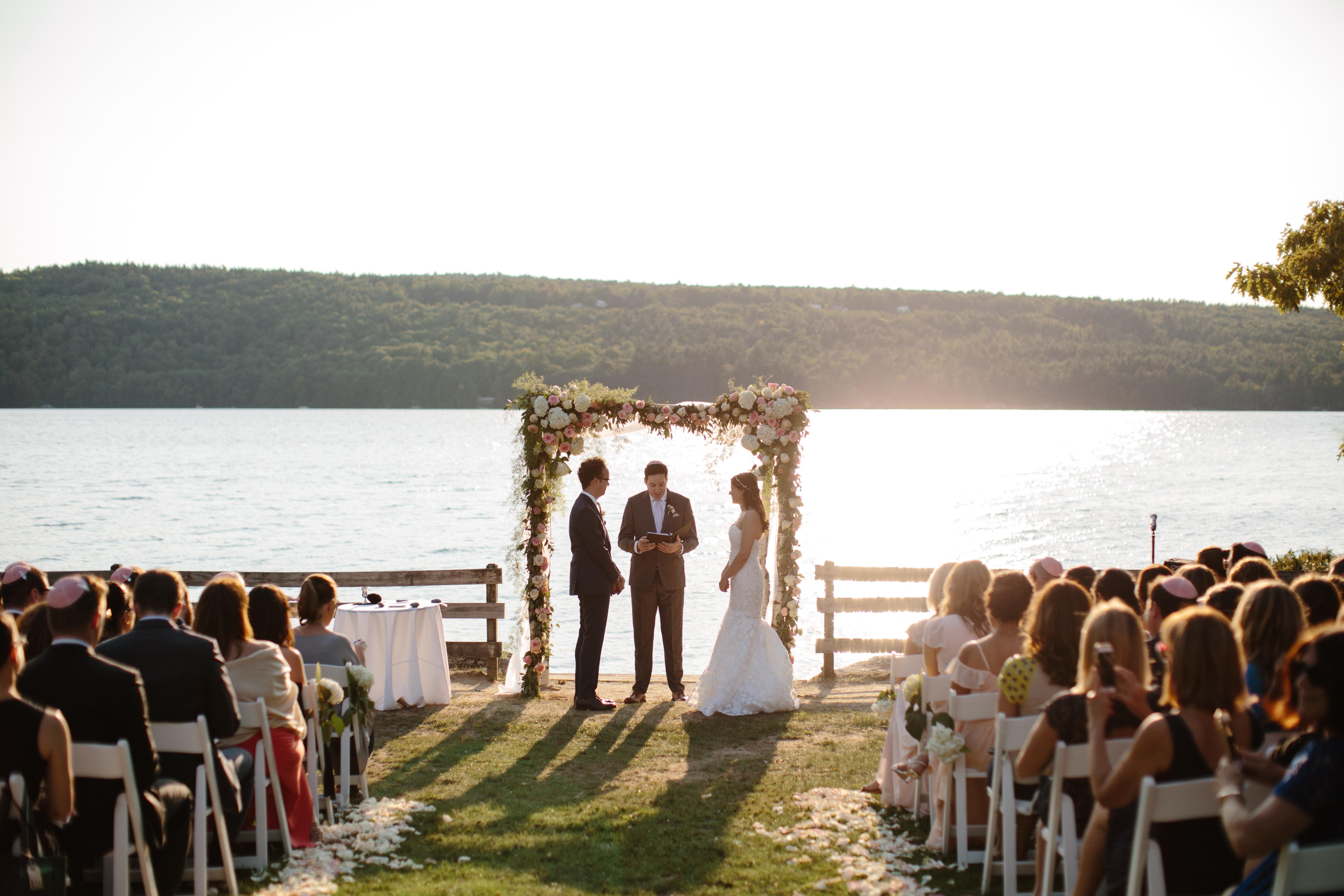 Maine Summer Camp-Wedding Venue