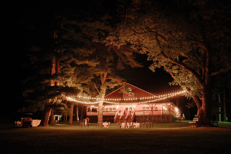 Camp Wedding Venue