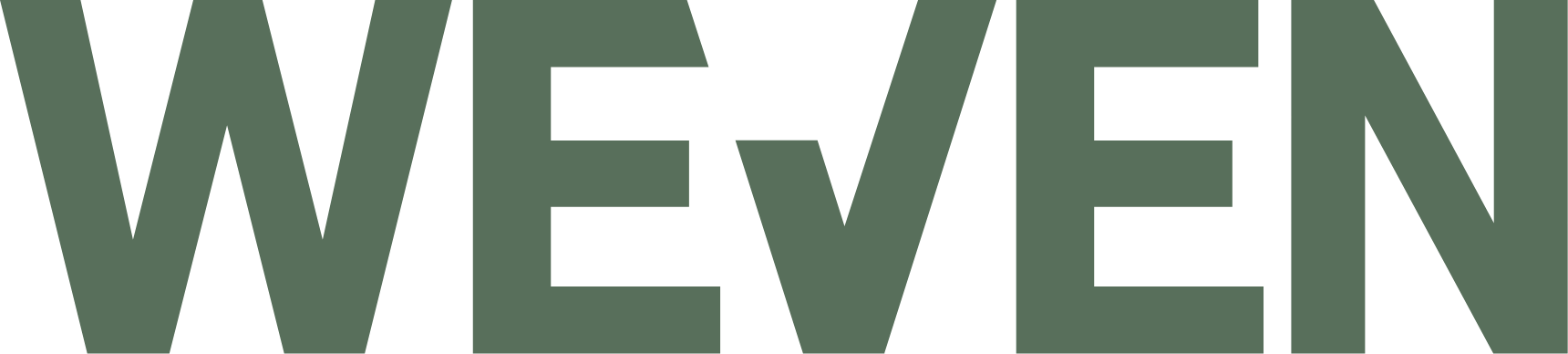 Weven Blog