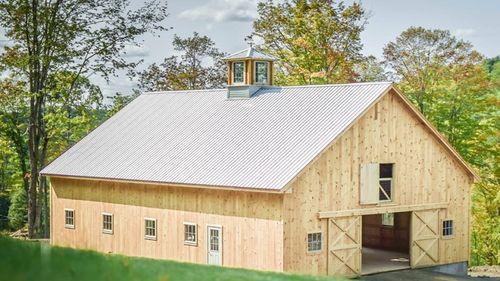 The Barn on Gobeille Farm